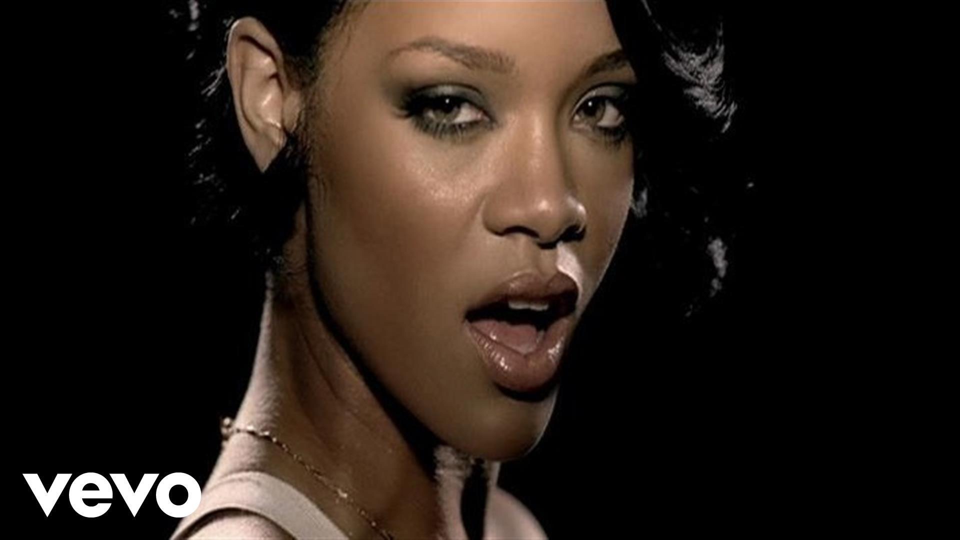 Rihanna umbrella (orange version) ft. Jay-z.